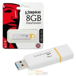 Pen Drive USB Kingston 8GB Data Traveler